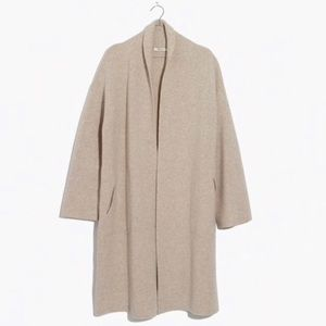 Madewell • Rivington Sweater-Coat